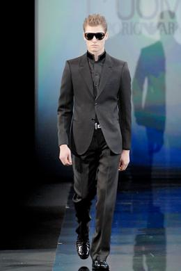 Emporio Armani Autumn/Winter 2007-2008 Men