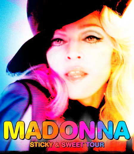Madonna   Sticky and Sweet