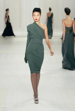 Elie Saab ready to wear outono inverno 2009 2010 20