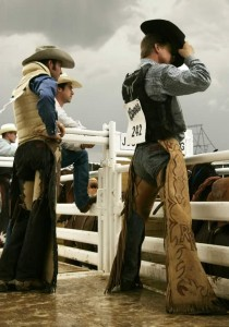 Prescott_Rodeo_Cowboys_Prepare_by_Franz_Rosenberger