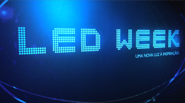 Avesso mostra os bastidores da Philips Led Week