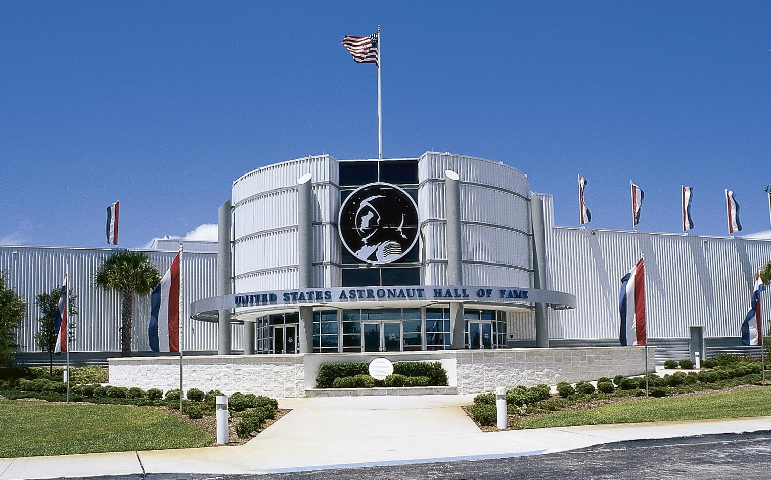 Astronaut Hall of Fame exterior