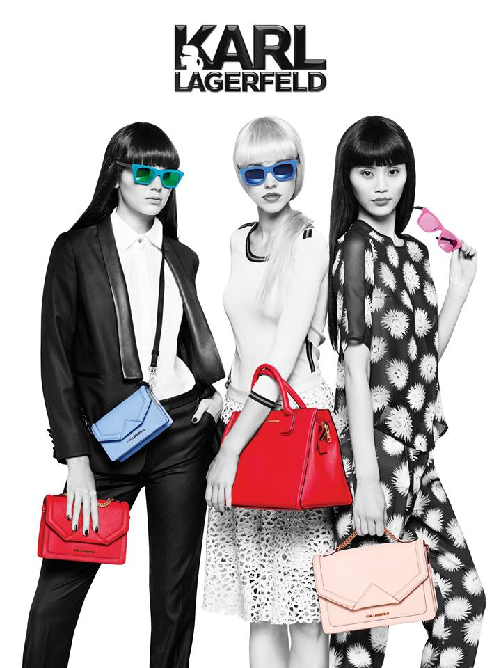 Karl Lagerfeld S-S 2015 Campaign _n