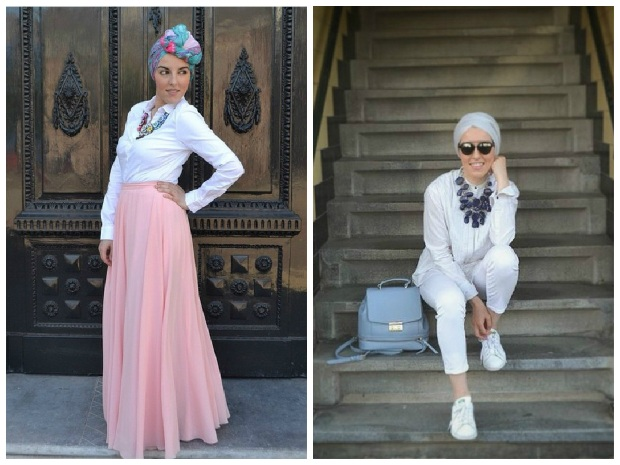 Fashion Muslim   Surpreenda se com as it girls muçulmanas