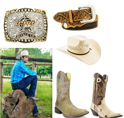 estilo country masculin 11