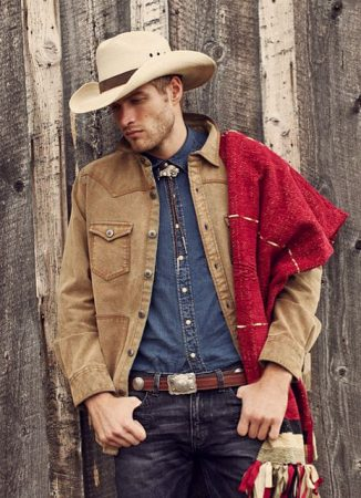 estilo country masculino 12