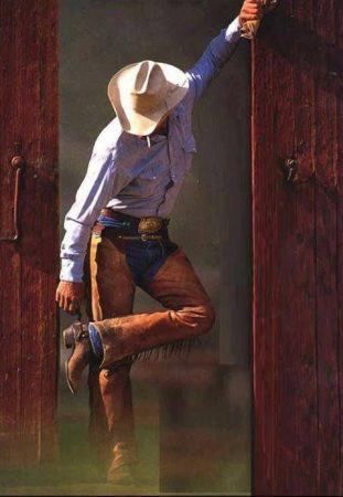 estilo country masculino 1cowboy old