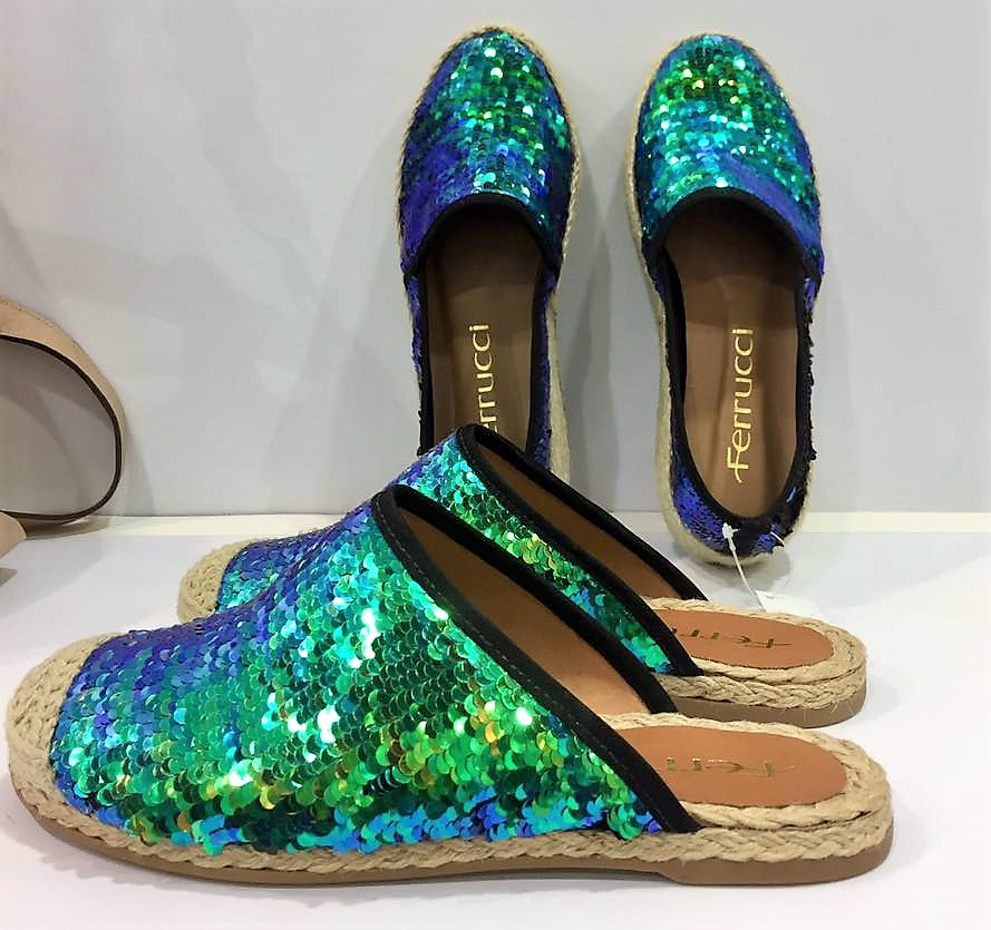 Mule Paetê - Sapatos do verão 2018 - francal shoes Brazil (119)