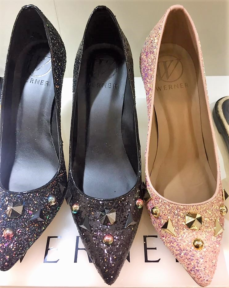 Scarpin Glitter - Werner - Sapatos do verão 2018 - francal shoes Brazil (139)