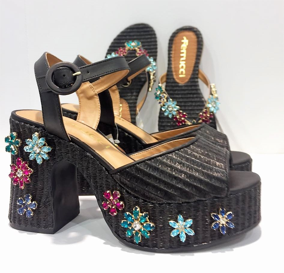 Sapatos do verão 2018 - francal shoes Brazil (143)