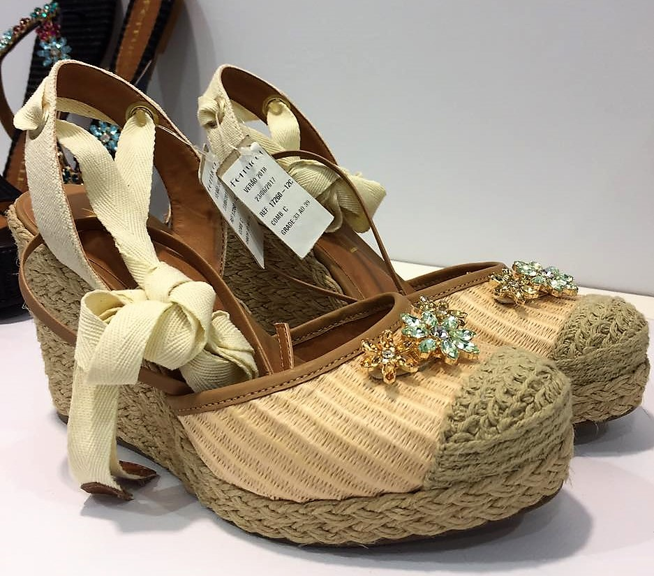 Sapatos do verão 2018 - francal shoes Brazil (215)